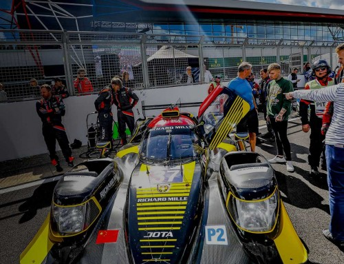 ELMS 2019 Season Panis Barthez Competition